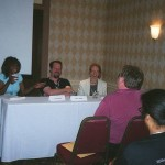 panel at expo
